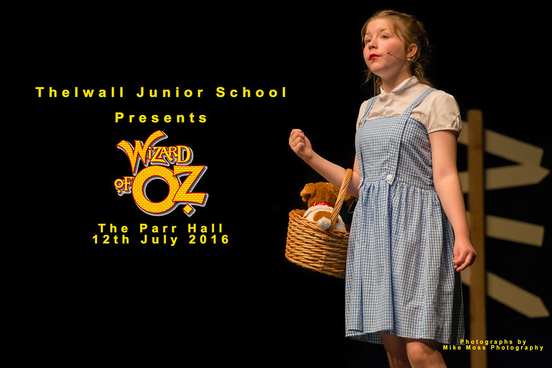 Wizard of Oz - 12th July 2016