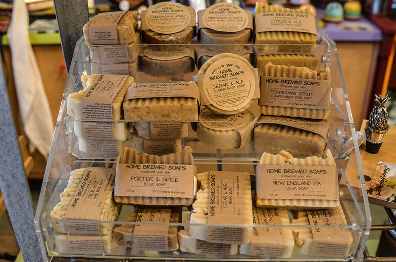 Home Brewed Soaps