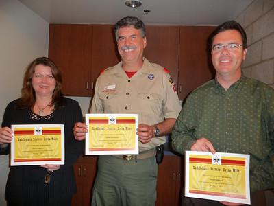 2/07/2009 - Extra Miles Award