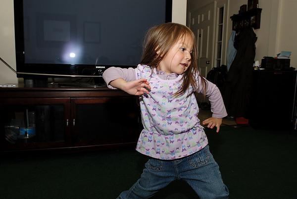 4/28/08 Madeline dancing