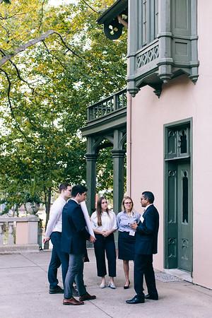 Purdue Krannert HR case study competition:  Reception