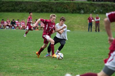 10/8/16: Boys' JV Soccer v Suffield Academy