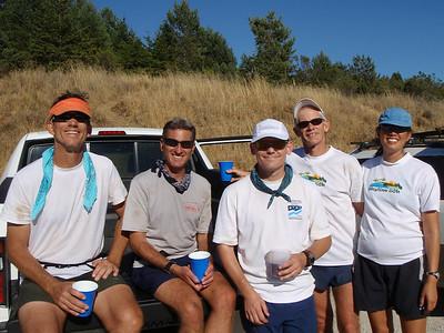 Stevens Creek 50K, 2008