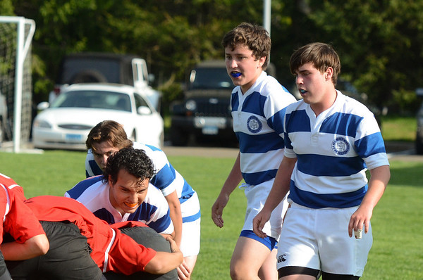 DHS Rugby vs Greenwich B 5-13-14