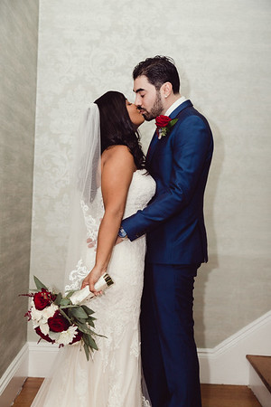 Dhariana & Chris' Wedding