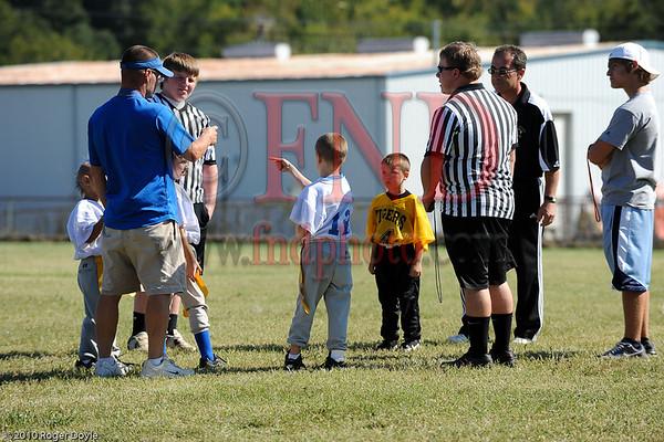 Fair Grove Tigers vs South Davidson Wildcats Flag FB