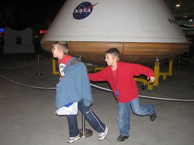 NASA Kennedy Space Center, Florida, March 2008