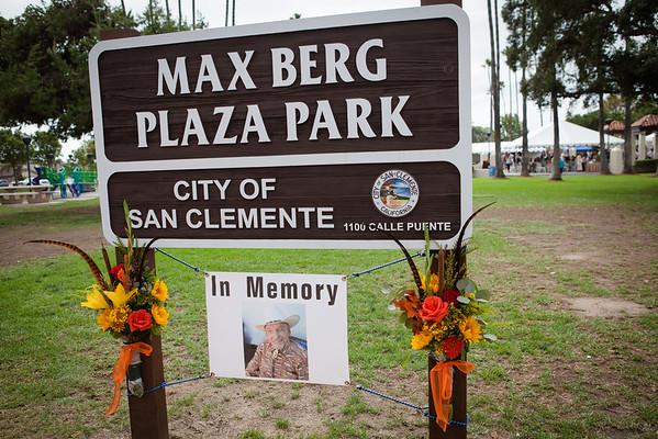 Max Berg Celebration