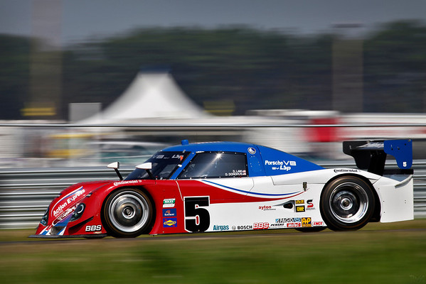 GRAND-AM Rolex Sports Car Series (2011)