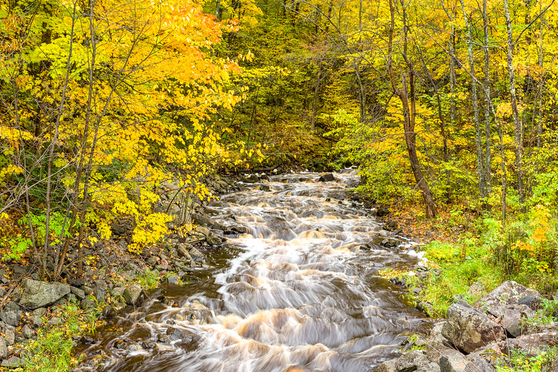 Planter Creek, Gogebic County, Michigan