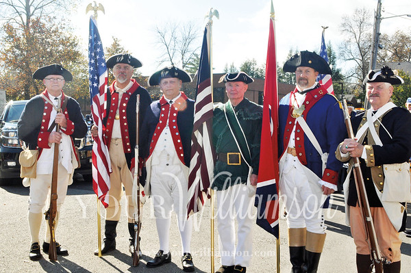 Franklin Veterans Day Parade