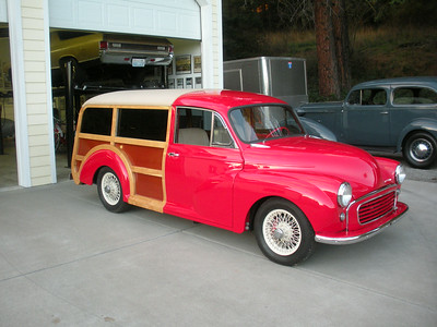 1960 Morris Minor - Custom Woody - For Sale