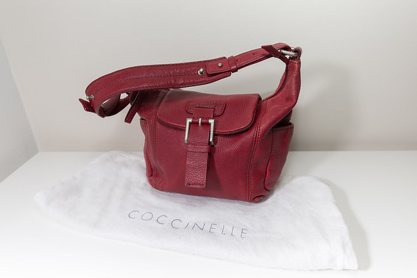 Coccinelle Red Bag