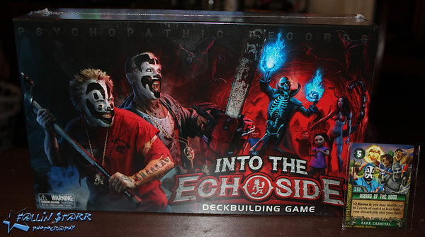 Into The Echoside: The Photo Gallery