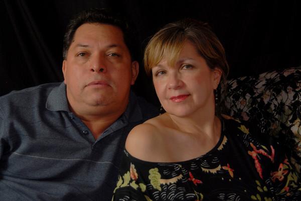 Carmen and Joaquine