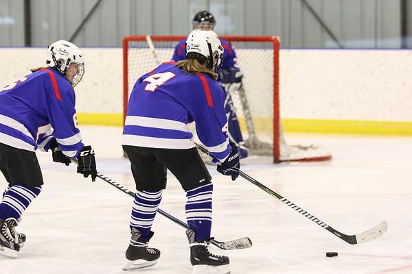 Girls' JV Hockey vs. Exeter | January 16