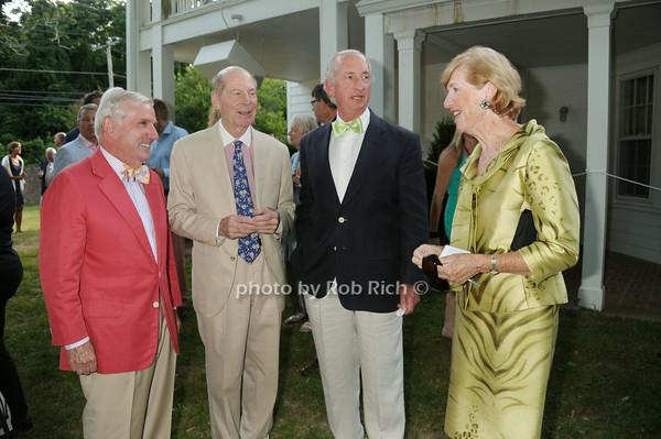 Warren Schwerin, Andy Steffan, Jeff Hughes, Virginia Schwerin