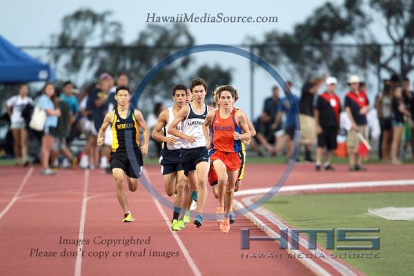 Boys State 3000m Run 5-10-14