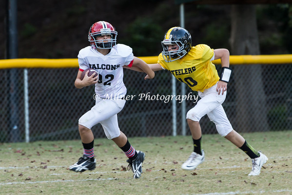 #5 Steelers vs Falcons