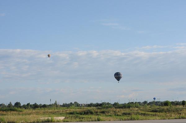 2011 Balloons over Louisville