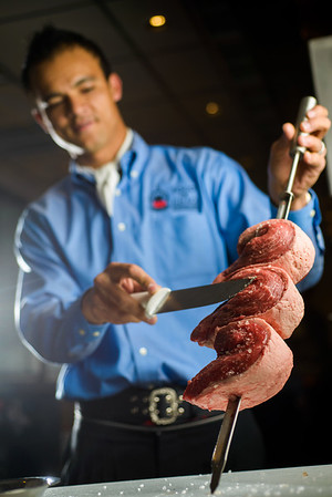 Fogo de Chao - Food Prep and Cooking