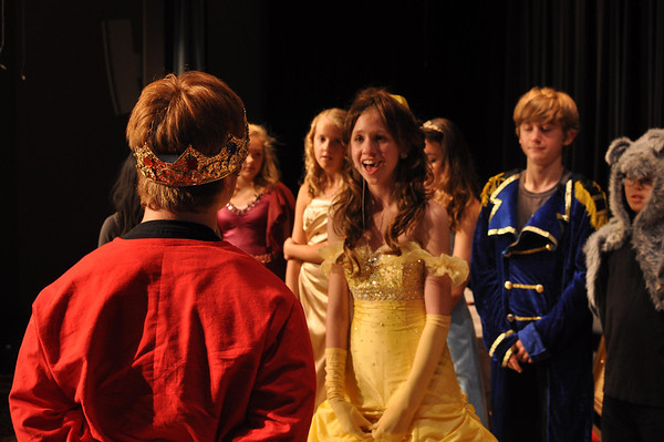 Fall Musical 2011 - Dress Rehearsal