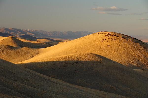 Winnemucca Mountain Sand Dunes