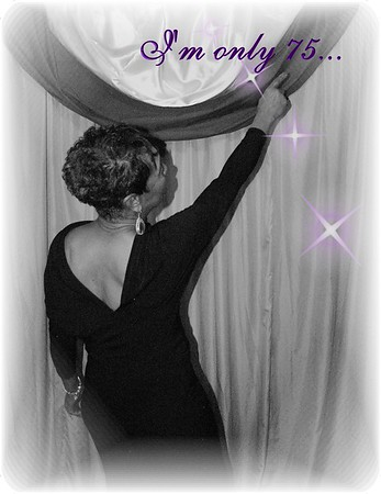 I'm a *DIVA*  Mamie Alston  *75th* Birthday Gala