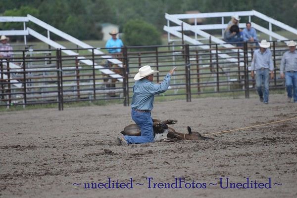 Darby Slack Day 1 - last few ropers