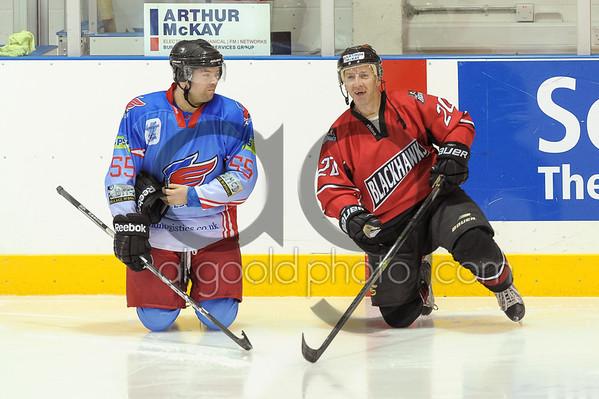 G24 Blackhawks v Flyers