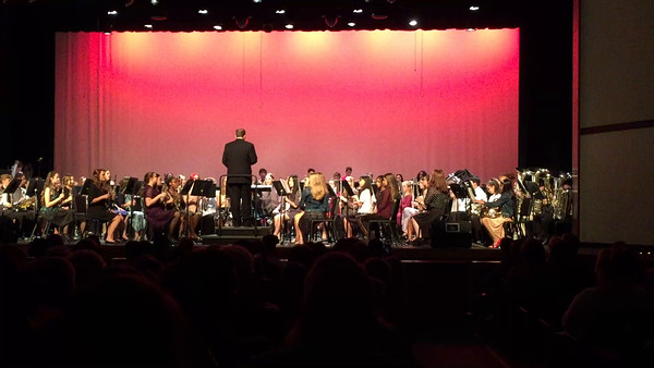 Iris Honor Band