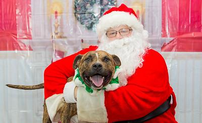 LHS Photo with Santa 2015