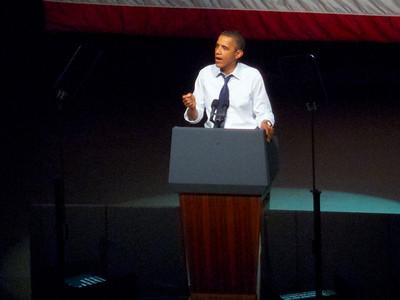 Obama in Oakland 2012