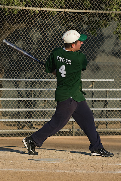 Softball (Bush League) (2008-04-16)