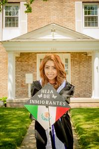 Pam ISU Graduate - May 2021