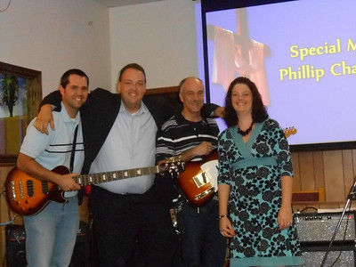 Revival at Walnut Grove Baptist Church 2012