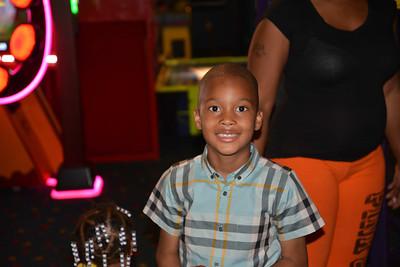 Jamari 7th Birthday Party June 6, 2015
