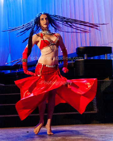 Raqs Art Bellydance and Burlesque Show - 2013