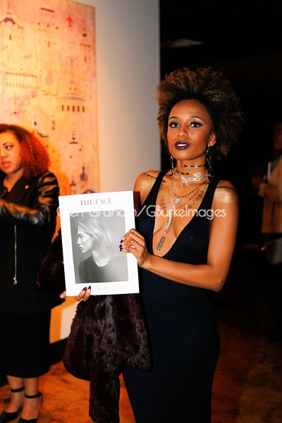 The Face Magazine Issue 2 - Launch Party