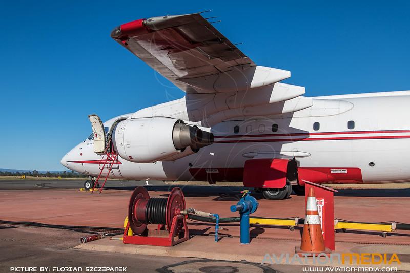 Neptune Aviation Services / BAe 146-200 / N475NA