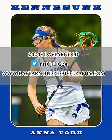4/10/2020 - Girls Varsity Lacrosse - Seniors