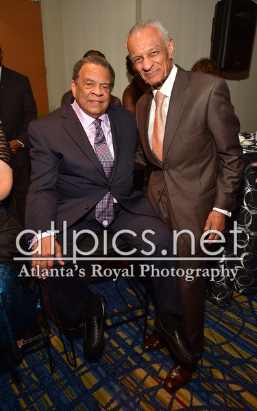 5.17.15 Inaugural Andrew J. Young Leadership Awards and Birthday Tribute