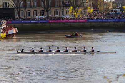 2017 Oxford vs Cambridge Boat Race
