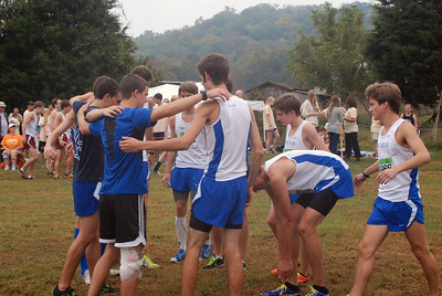 Varsity CC - McC Invitational