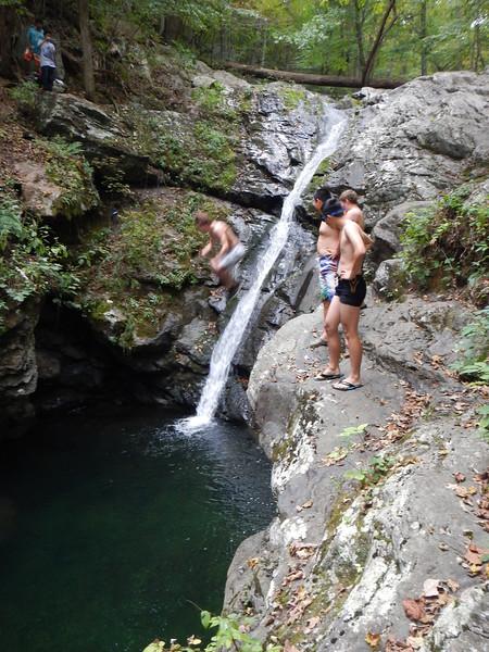 Cedar Run Falls - White Oak Canyon, Shenandoah National Park