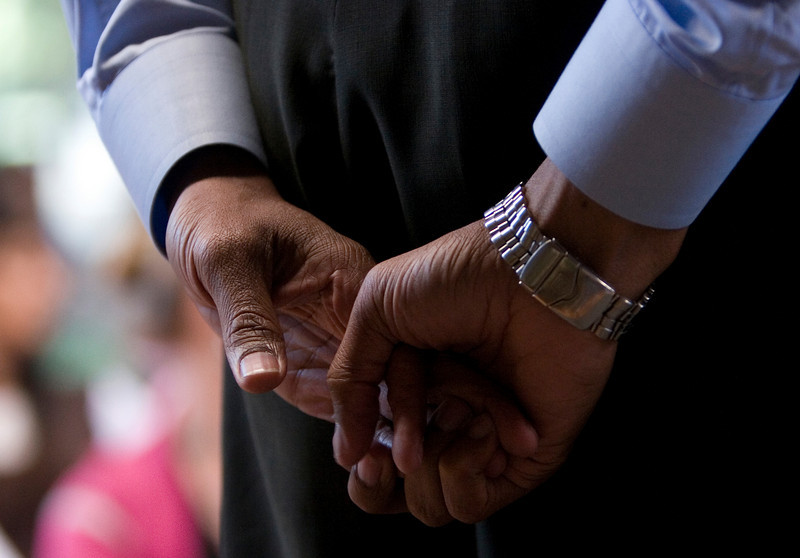 the hands of a mayoral candidate and former NBA point guard.