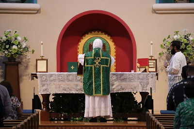 Dominican Rite Low Mass at St. Mary's Vacaville (July 4, 2021)