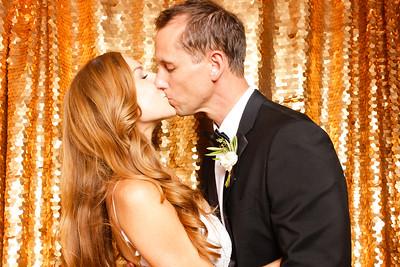 Kyla+Zach ~ Wedding Photobooth