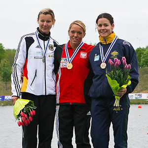 ICF Canoe Kayak Sprint World Cup Poznan 2011