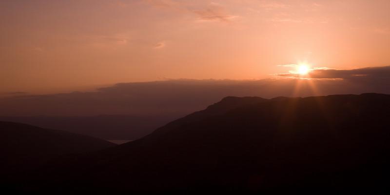 Scottish Mountain Climbing